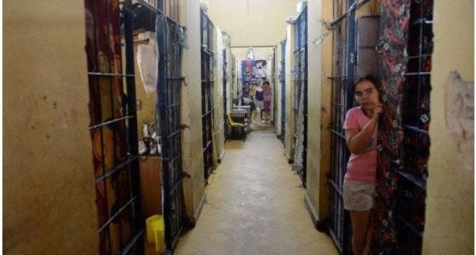 Coro de reclusas: refuerzan seguridad en Buen Pastor