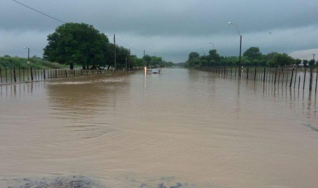 Precipitaciones en Filadelfia inundaron las calles