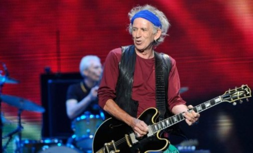 "Keith Richards: ""Fumo marihuana regularmente por la mañana"""