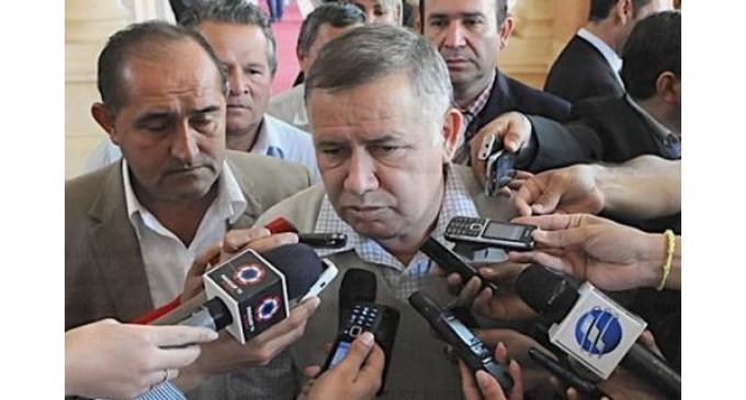 La sociedad también es cómplice del EPP, aseguró el Gobernador de San Pedro.