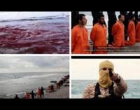Estado Islámico decapita a 21 rehenes egipcios