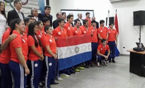 Con ilusiones, paraguayos apuntan al Panamericano