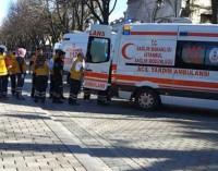 Fuerte explosión en una plaza turística de Estambul: hay varios heridos