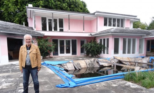 Robaron la caja fuerte de la casa de Pablo Escobar en Miami