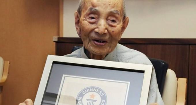 Un sobreviviente del Holocausto es el hombre más longevo del mundo