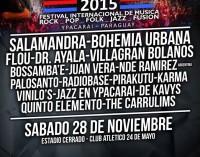 Regresa el festival musical Jopara Guasu a Ypacaraí