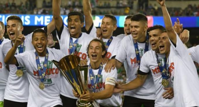 La Selección de México gana la Copa Oro