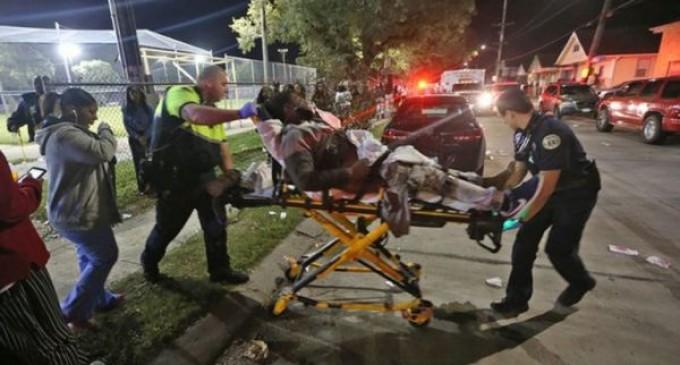 Al menos 16 heridos tras un tiroteo en EEUU