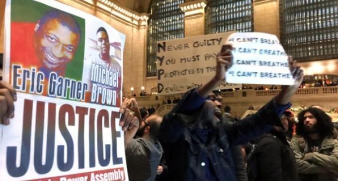 Indemnizarán con US$5,9 millones a la familia de Eric Garner, muerto a manos de la policía