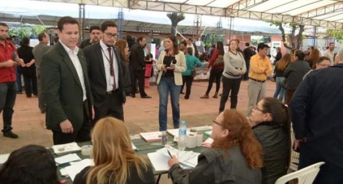 Fiscales controlan locales de votación para detectar casos de delitos electorales