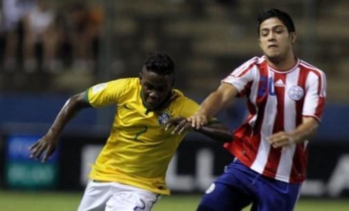 Paraguay cae ante Brasil y se jugará la vida en la última fecha