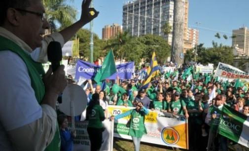Cooperativistas protestan contra ?doble tributación?