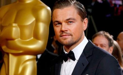 Leonardo Di Caprio deja la actuación por un tiempo