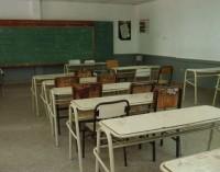 Huelga docente deja a miles de niños sin clase