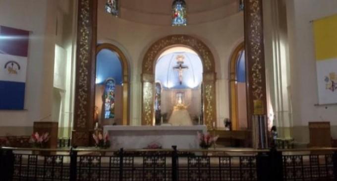 Inició el novenario de la Virgen de Caacupé