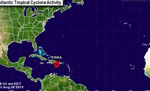 Tormenta Erika deja al menos 12 muertos y 20 desaparecidos