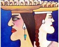Paraguayo expuso obras en París