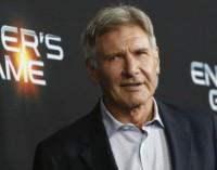 El actor Harrison Ford, herido en accidente de avioneta