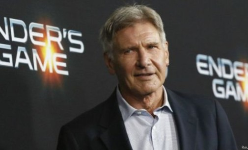 El actor Harrison Ford, herido en accidente de avioneta