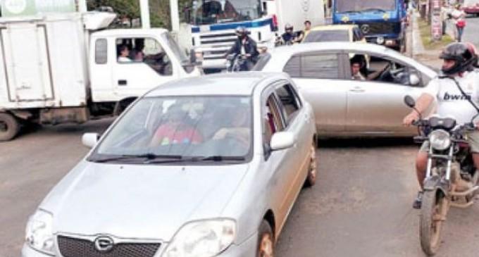 Desde hoy se normaliza el tránsito en toda Asunción.