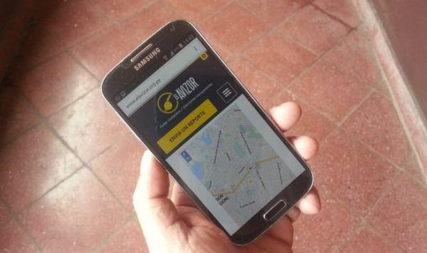 Cómo denunciar con un celular a los que roban elecciones