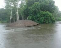 1.800 familias quedaron damnificadas por inundaciones