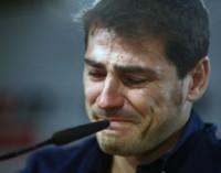El lloroso adiós de Iker Casillas al Real Madrid