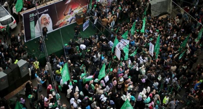 Miles de funcionarios de Hamas están en huelga: no cobran hace un año y medio