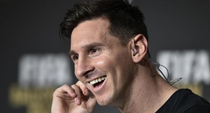 Lionel Messi compró el auto más caro de la historia