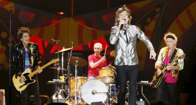 Rolling Stones hicieron vibrar Chile en el inicio de su gira latinoamericana
