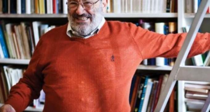 Umberto Eco le dejó un consejo a su nieto sobre los sitios porno