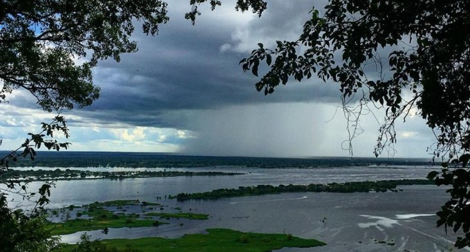 Alta probabilidad de lluvias para varios departamentos