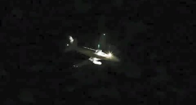 Tras peligro de incendio, avión sobrevoló durante 3 horas