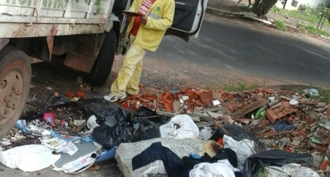 Asunción sin basura: Servicios Urbanos trabajan arduamente