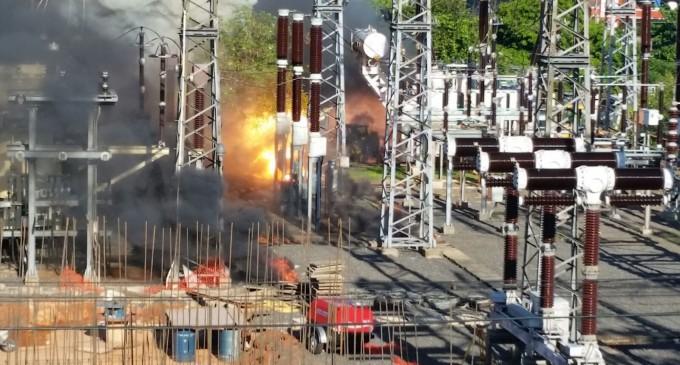 Incendio en subestación: Se debe contar con más centros de distribución