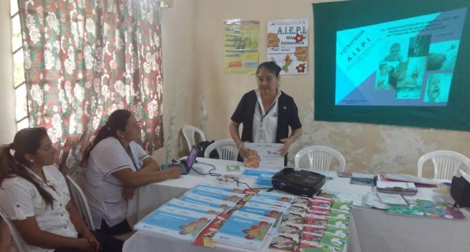 Refuerzan conocimientos para mejorar atención de la salud infantil