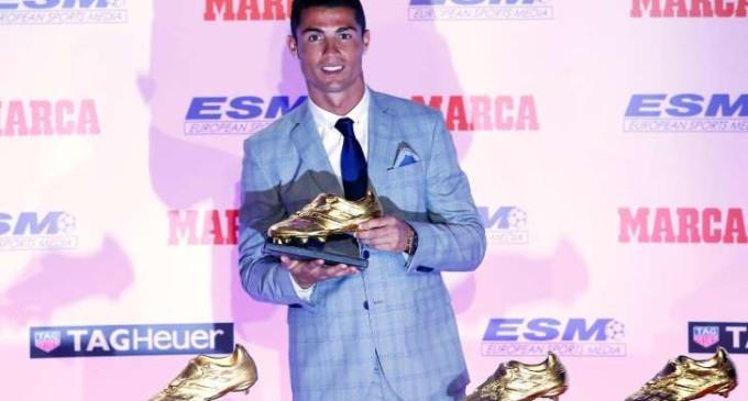 Ronaldo le pone fecha a su retiro