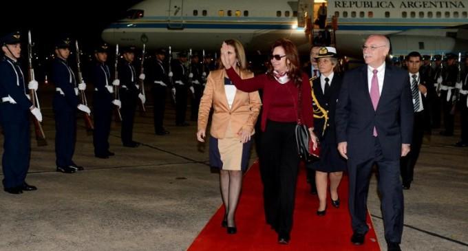 Presidenta argentina habría falsificado facturas de hoteles paraguayos