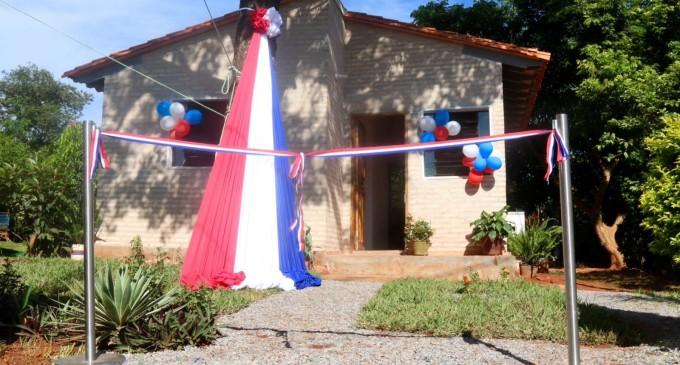 Gobierno entregó 103 viviendas sociales en Capiatá