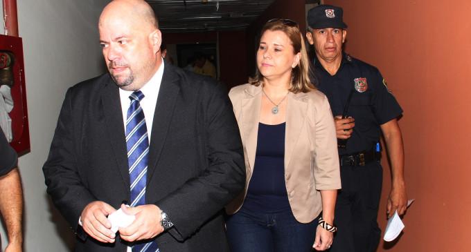 Karina Rodríguez tiene medidas alternativas y deberá presentar fianza real por G. 200 millones