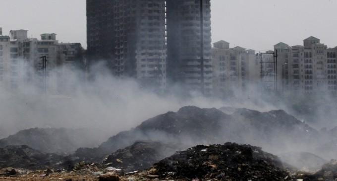 La contaminación del aire mata a 5,5 millones de personas al año