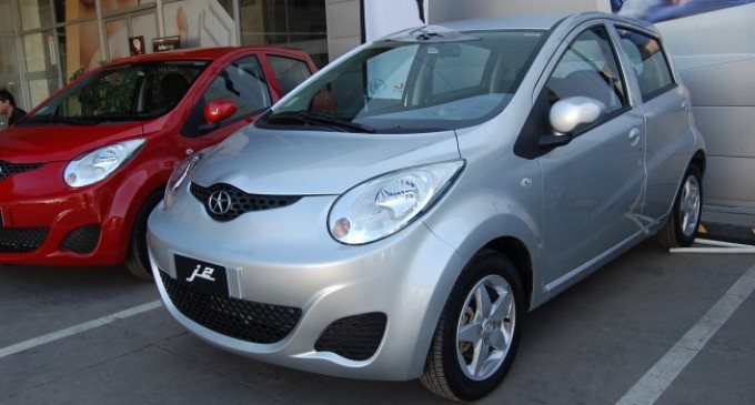 Primeros autos paraguayos saldrán el 28 de marzo
