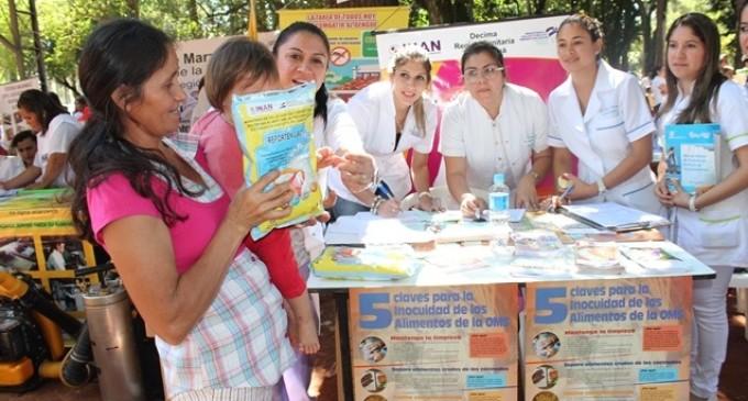 Plan de alimentación apunta a llegar a unos 126.000 niños desnutridos