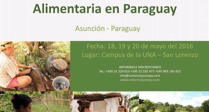 Primer congreso sobre comercio justo y soberanía alimentaria será en Paraguay