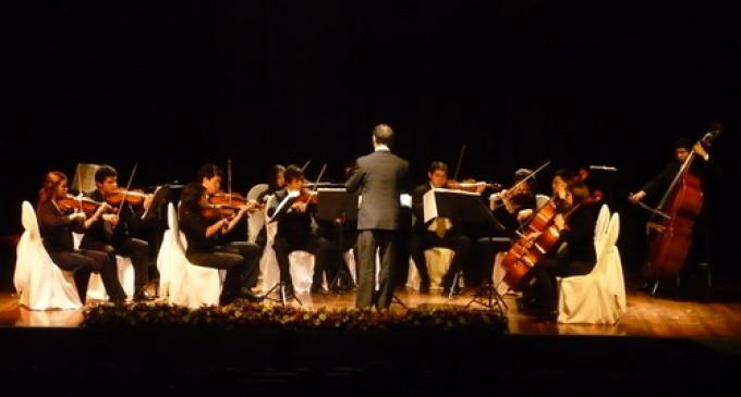 Audición para formar parte de la orquesta del CCPA