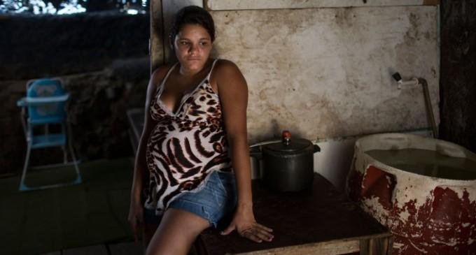 Alerta en Brasil: los casos de microcefalia aumentaron un 14% en la última semana