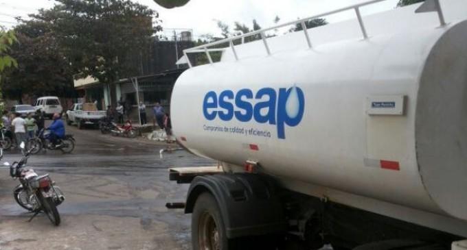 Falta de energía afecta a Essap que deja sin agua a miles de familias