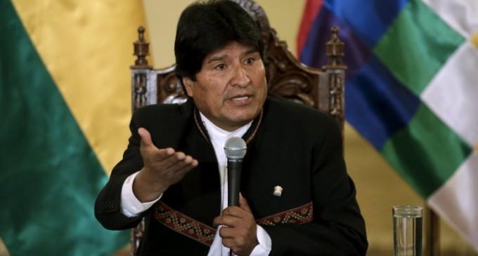 "Bolivia le dijo ""No"" a Evo Morales"