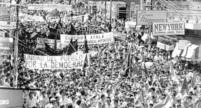 A 27 años del derrocamiento de Stroessner
