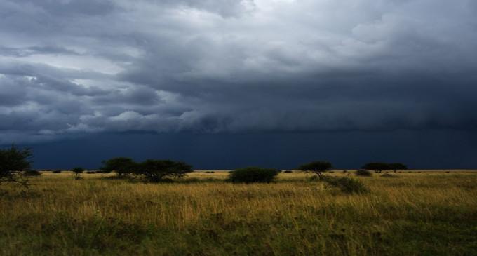 Tiempo inestable y posibles tormentas